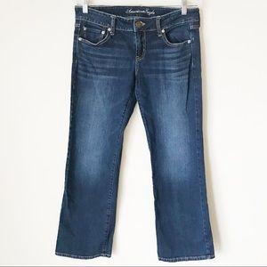 American Eagle Favorite Boyfriend Bootcut Jeans
